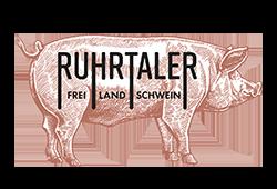 Ruhrtaler Freilandschwein